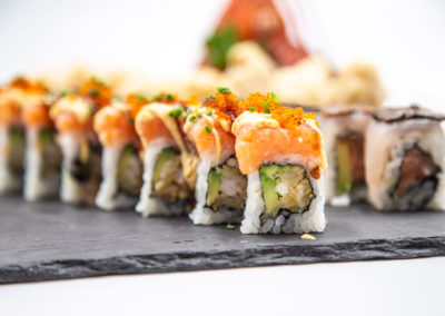 miglior ristorante sushi trezzo